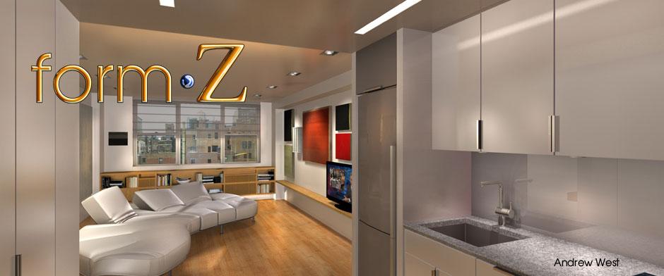 FormZ Interior Design